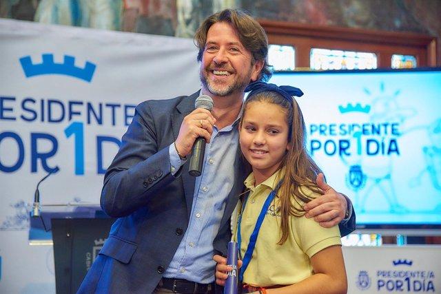 Carlos Alonso y Claudia Afonso