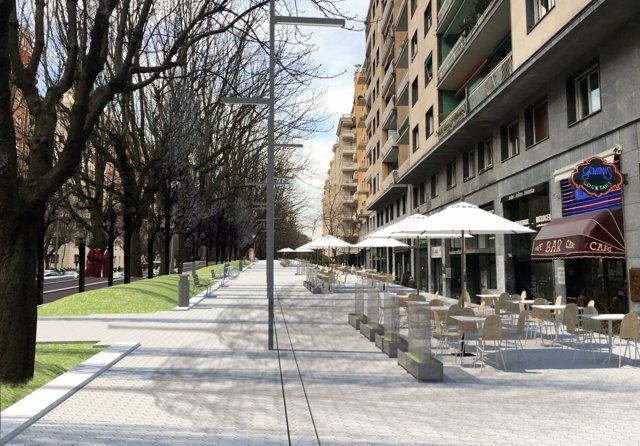 Avenida Sancho el Sabio