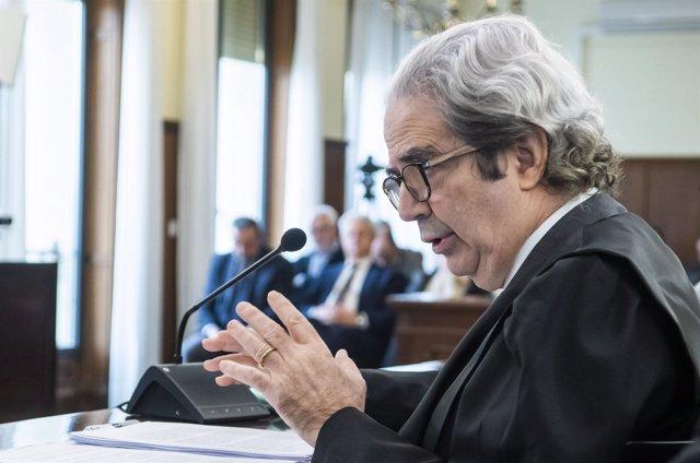 José María Mohedano, abogado de José Antonio Griñán y Antonio Lozano