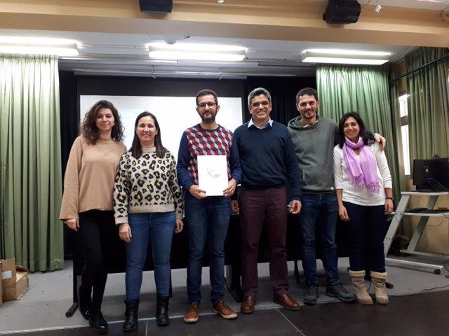 Alumnos del IES Juníper Serra