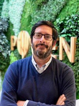 Remigio Abad, director general de Powen