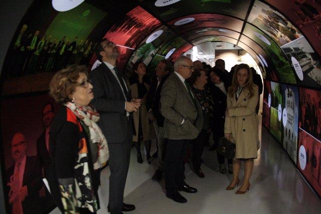 Exposición 'Universidad de Jaén, 25 años'