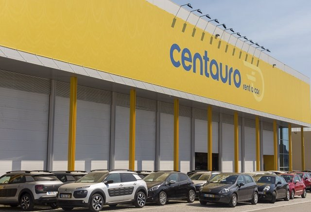Oficina de Centauro Rent a Car