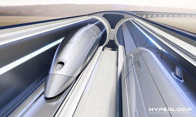 Sistema Hyperloop
