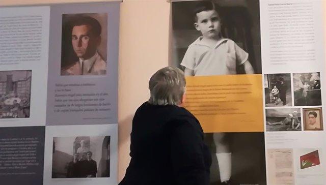 Exposición 'La vida es como un bosque' en Cádiz