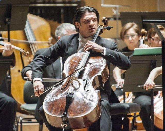 El violonchelista Gautier Capuçon