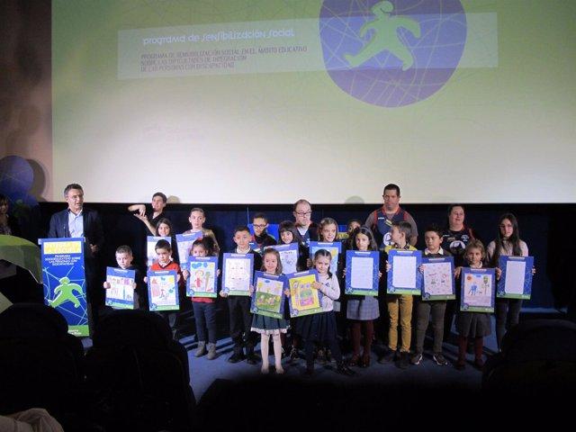 Escobar Premios Integra En La Escuela