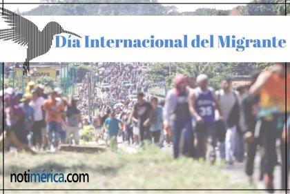 18 de diciembre: Día Internacional del Migrante, ¿cuál es el motivo de esta celebración?