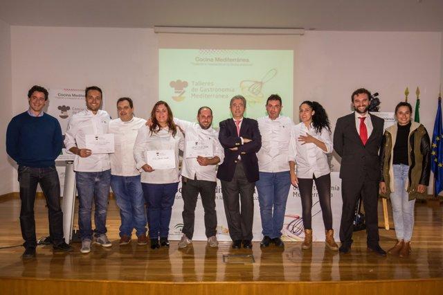Concurso de Cocina Mediterránea