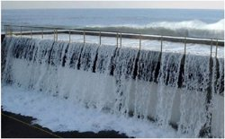 Barcelona millorarà la seguretat dels dics del Port Olímpic (AYUNTAMIENTO DE BARCELONA)