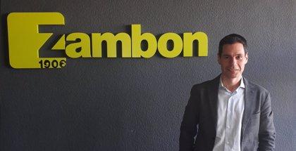 Zambon nombra a Hartmann Estruch como nuevo director de Commercial Excellence & Proyectos Especiales