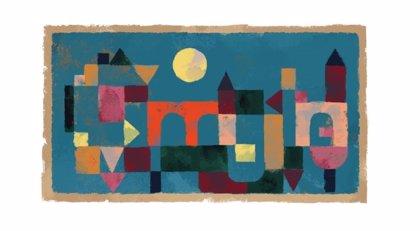Google celebra el cumpleaños del pinto suizo Paul Klee