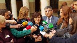 Calvo atribueix la proposta de Lambán i Page d'il·legalitzar els partits independentistes a què estan en precampanya (VICEPRESIDENCIA GOBIERNO)