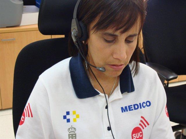 Médico Coordinadora del SUC