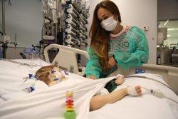 Els hospitals catalans fan 53 trasplantaments pediàtrics el 2018, rècord en un any (GENERALITAT)