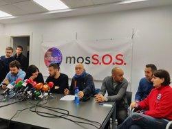 Els sindicats dels Mossos: el 21D els agents treballaran amb