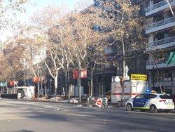 Barcelona reforça la seguretat de la Fira de Reis de la Gran Via (Europa Press - Archivo)