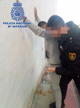 Detenidos tras entrar a robar en un vivienda y ser sorprendidos por la vecina