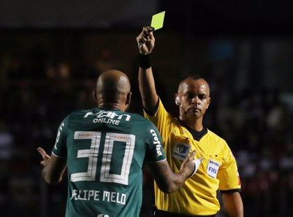 Wilton Sampaio arbitrará la semifinal entre Real Madrid y Kashima Antlers