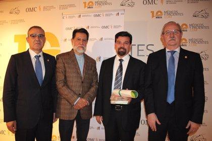 Rogelio Guedea, Premio Novela Albert Jovell por una obra que rinde homenaje a los buenos médicos