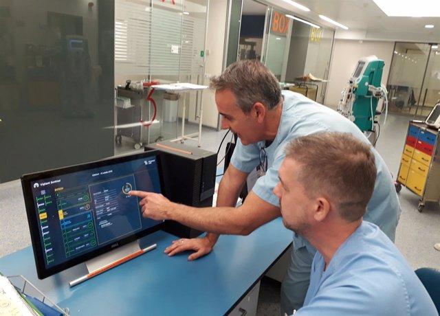 Valme potencia la seguridad del paciente crítico con nuevo sistema de vigilancia