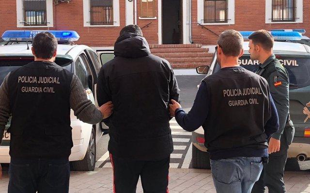 Detenido por agresión sexual en la operación Premia