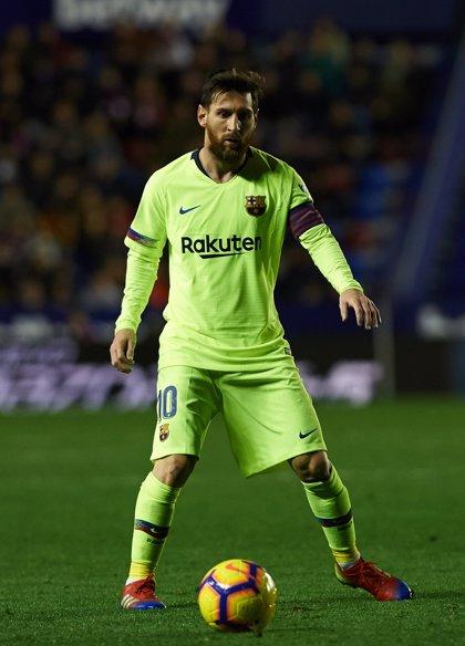 """Messi: """"El Lyon será complicado, ya le compitió de igual a igual al City"""""""