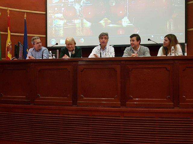III Jornada de la Unidad de Rehabilitación y Medicina Física de Sevilla