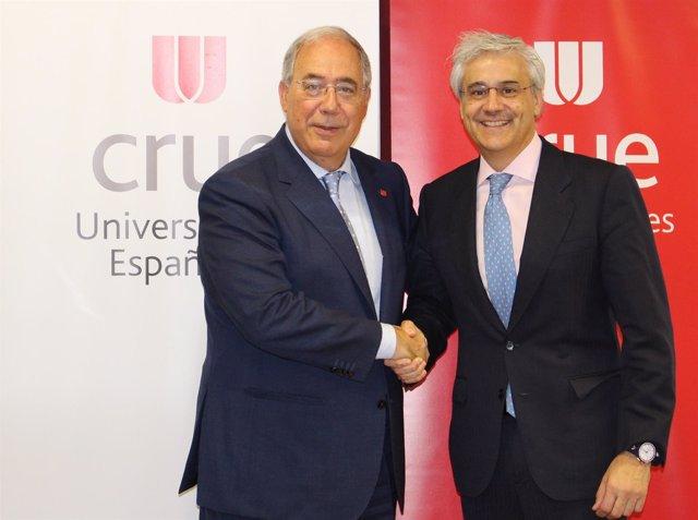 Acuerdo Crue Universidades Españolas y el Teatro Real