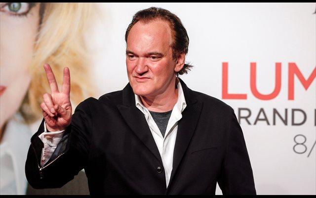 Quentin Tarantino se enfrenta a unos ladrones que entraron en su casa