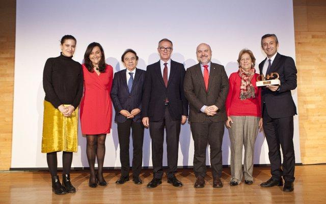 La Casa Encendida de Madrid, premiada por CERMI por su contribución al acceso a la cultura de personas con discapacidad