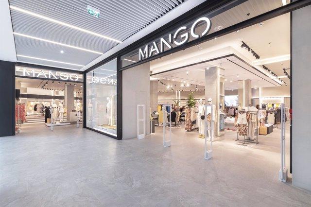 Tienda Mango