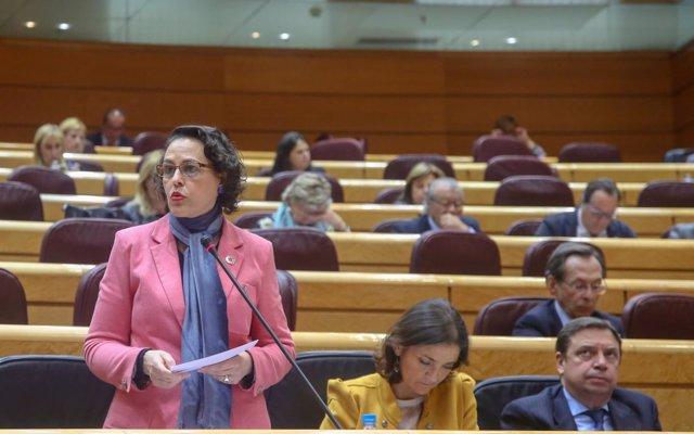 Valerio confía en sacar adelante la derogación de algunos aspectos de la reforma laboral del PP