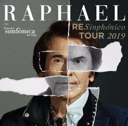 Raphael actuarà al novembre al Palau Sant Jordi acompanyat de l'OSV (THE PROJECT)