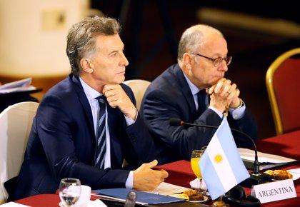 """Macri tacha a Venezuela de """"dictadura"""" ante la Cumbre del Mercosur"""