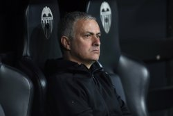 José Mourinho, destituït com a entrenador del Manchester United (MANUEL BLONDEAU / AOP PRESS / DP / AFP7)
