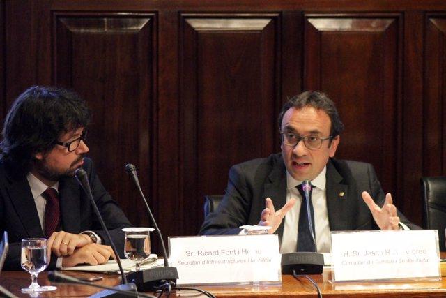 L'exconseller Josep Rull (ARXIU)