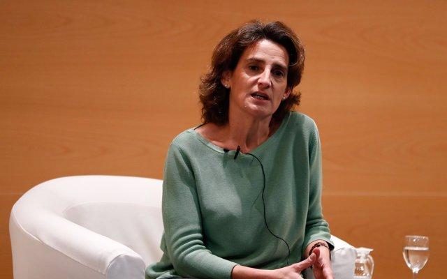 Ribera asegura que el Gobierno 'no va a cerrar' ninguna central térmica, sino que dependerá de las empresas