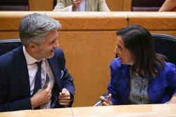 Robles manté que Torra està deslegitimat per a càrrecs públics i el PP pregunta per què busquen llavors el diàleg (RICARDO RUBIO/ EUROPA PRESS - Archivo)