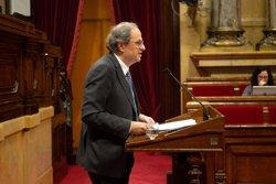 El Govern acusa l'Estat de fer més vulnerables els Mena amb l'espera per regular-los (David Zorrakino - Europa Press)