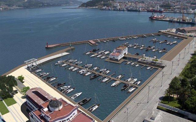 Los puertos gallegos recibirán otros 23,1 millones de ayudas europeas