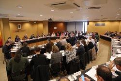El grup AMB aprova definitivament un pressupost pel 2019 de 1.794 milions d'euros (AMB - Archivo)