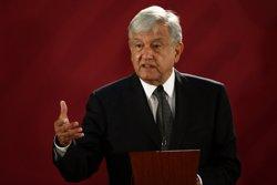 López Obrador retorna gairebé el 30% del seu primer sou com a president de Mèxic (REUTERS / EDGARD GARRIDO)