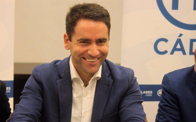 García Egea responde a la querella de Torra contra Casado: 'Solo un desequilibrado puede decir a los CDR que aprieten'
