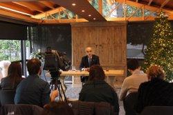 El cap de Govern d'Andorra resumeix la legislatura que acaba com la de les