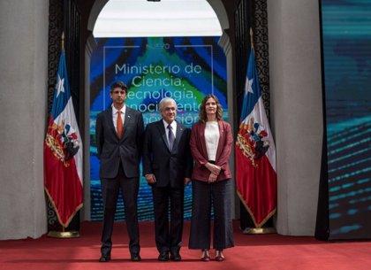 El presidente de Chile inaugura el Ministerio de Ciencia y Tecnología