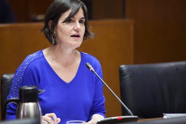 Elena Allué ha sido elegida candidata del PAR a la Alcaldía