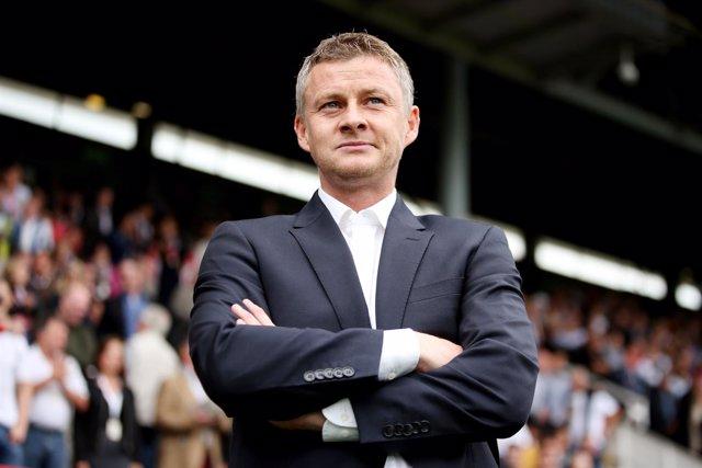 Ole Gunnar Solskjaer, nuevo entrenador del Manchester United