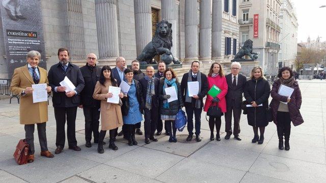 Satse y CGE registran en Congreso petición de ley sobre medicamentos peligrosos