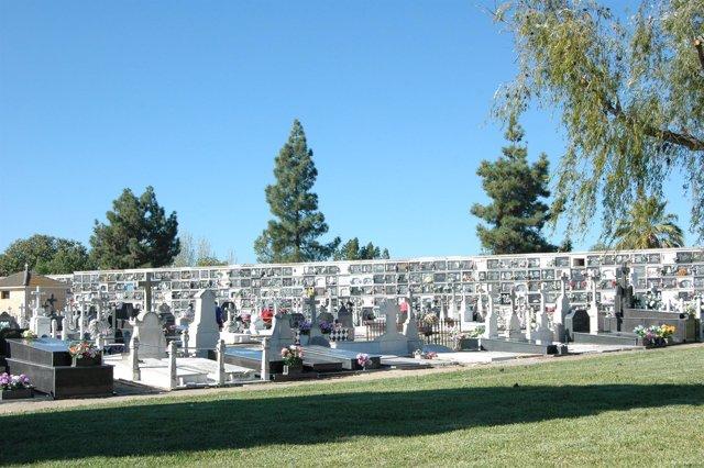 Cementerio de La Soledad de Huelva.